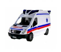 Greitosios pagalbos automobilis 33 cm | Ambulance | Dickie 3716011