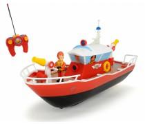 Laivas su nuotolinio valdymo pultu | Fireman Sam RC Titan | Dickie