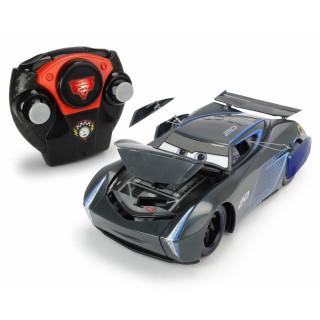 Radijo bangomis valdomas automobilis | RC Crash Car Jackson Storm | Dickie