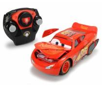 Radijo bangomis valdomas automobilis Žaibas Makvynas | RC Crash Car | Dickie 3084018