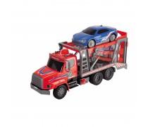 Vilkikas su hidrauliniu pakelėju | Air Pump car transporter | Dickie