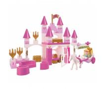 Abrick kaladėlių rinkinys Princesės pilis | Ecoiffier