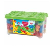 Kaladėlių rinkinys Abrick 275 vnt dėžėje | Ecoiffier 1389