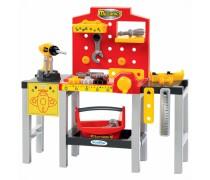Vaikiškas darbastalis su 32 priedais | Mecanics | Ecoiffier 2350
