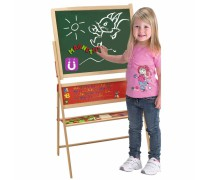 Medinė piešimo-magnetinė lenta | Eichhorn 2579