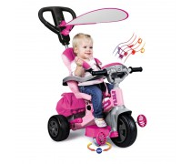Triratis rožinis | Baby Twist 4w1 | Feber