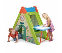 Sulankstomas žaidimų namelis 4w1 | Play & Fold | Feber