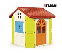 Žaidimų namelis su kepsnine   Feber