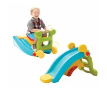 Čiuožykla-sūpynė | 2in1 Slide to Rocker | Fisher Price