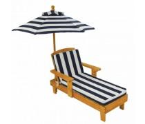 Medinis vaikiškas gultas su skėčiu | 2018  | KidKraft