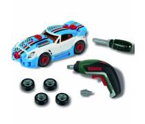 Žaislinis autopuošybos rinkinys su Ixolinu atsuktuvu 2 in 1 | Bosch | Klein