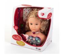 Lėlės galva šukuosenoms | Princess Coralie Make-Up and Hairstyling Head | Klein