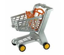Vaikiškas pilkas pirkinių vežimėlis | Klein