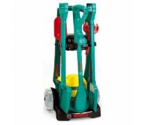 Vaikiškas sodo įrankių rinkinys vežimėlyje | Bosch | Klein 2751