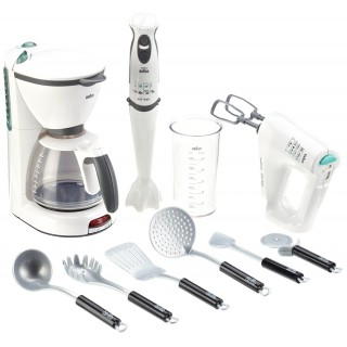 Vaikiškas virtuvės buitinės technikos rinkinys   Braun Multiquick   Klein