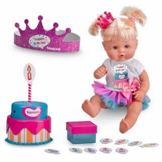 Lėlytė | Happy Birthday | Nenuco 14047
