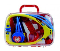 Gydytojo rinkinys lagamine su 6 priedais | Simba 5545260