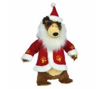 Dainuojantis lokys su Kalėdų senelio rūbais | Maša ir Lokys | Simba