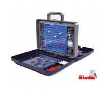 Stalo žaidimas lagamine – Laivų mūšis | Simba 6100335
