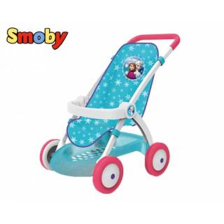 Sportinis vežimėlis lėlei Ledo karalienė   Frozen   254045 Smoby