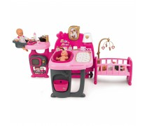 Didžiulis lėlės priežiūros rinkinys | Baby Nurse | Smoby