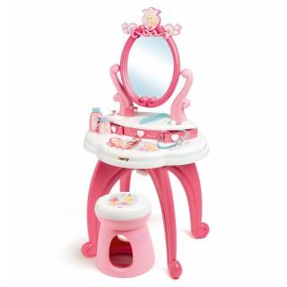 Kosmetinis staliukas su kėdute 2in1 | Disney Princess | Smoby 320222
