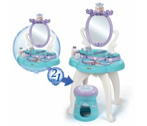 Kosmetinis staliukas su kėdute 2in1 | Frozen 320224 | Smoby
