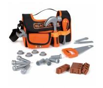 Meistro krepšys su įrankiais 21 vnt | Black and Decker | Smoby 360142