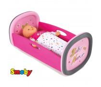 Supama lovytė lėlei | Baby nurse | Smoby
