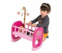 Lėlės supama lovytė su karusele | Smoby 220328