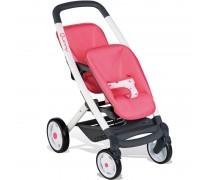 Lėlių vežimėlis dvynukams | Maxi Cosi Quinny | Smoby 253298