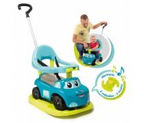 Mašina paspirtukas stumdukas 2in1 Ride On   Mėlyna   Smoby 720615