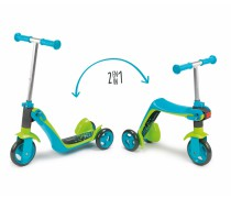 Triratis paspirtukas 2in1 | Switch Scooter 750605 | Smoby