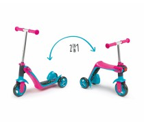 Triratis paspirtukas 2in1 Switch Scooter 750603 | Smoby