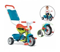 Triratukas mėlynas | Be Move Comfort 740401 | Smoby
