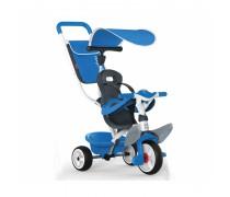 Vaikiškas mėlynas triratukas | Baby Balade | Smoby 741102