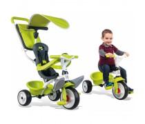 Vaikiškas žalias triratukas | Baby Balade | Smoby 741100