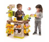 Vaikiška kavinė su priedais 63 vnt. | Coffee house | Smoby 350214