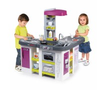 Vaikiška virtuvėlė |  XXL de Luxe Magic Bubble | Smoby