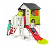 Vaikiškas žaidimų namelis ant polių   Smoby