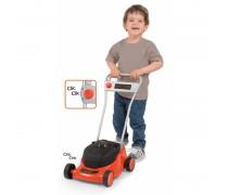 Žaislinė žoliapjovė | Black and Decker | Smoby 360159