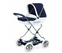 Žaislinis mėlynas vežimėlis lėlei | Inglesina Shara | Smoby