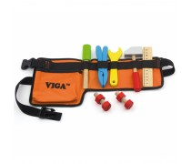 Diržas su mediniais įrankiais | Viga