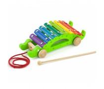 Ksilofonas - krokodilas | Viga Toys