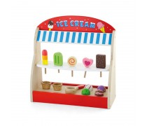 Medinė ledų parduotuvė | Viga Toys