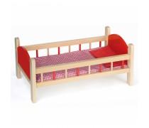 Medinė lovytė lėlėms | Viga Toys