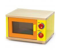 Medinė mikrobangų krosnelė | Viga Toys