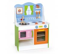 Medinė vaikiška virtuvėlė | Angel | Viga 50958