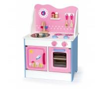 Medinė vaikiška virtuvėlė | Fairy | Viga 50959