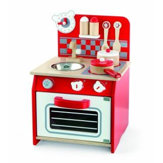 Mini medinė virtuvėlė   Viga 50231